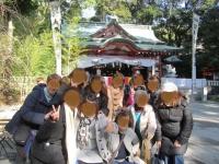 熱海旅行 来宮神社