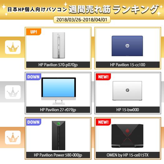 525_HPパソコン売れ筋ランキング_180401_01a
