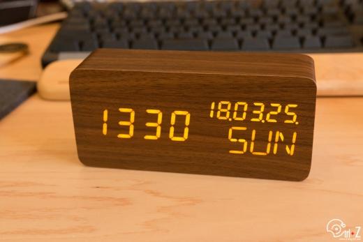LED 置き時計