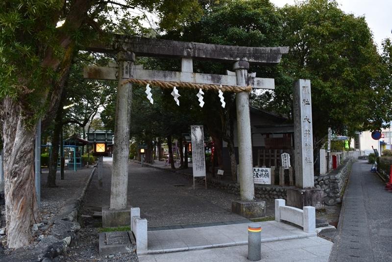 大井神社1