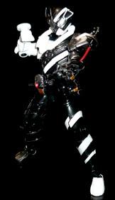 仮面ライダービルド ドクターロボットフォーム