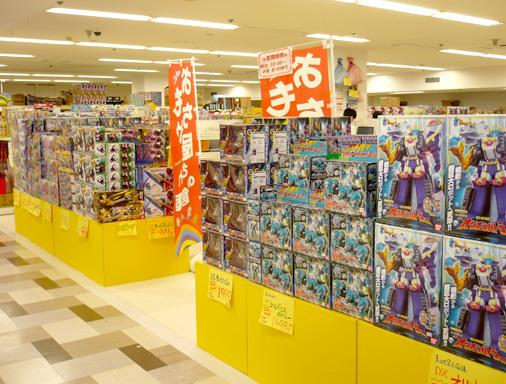 おもちゃ屋さんの倉庫 西友町田店