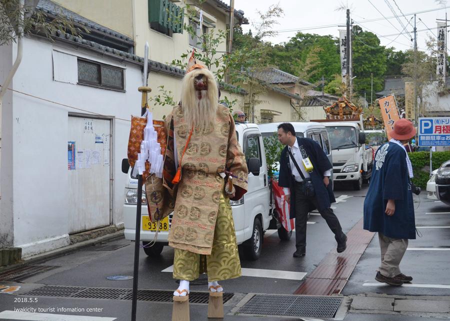 「四倉諏訪神社例大祭」が執り行われました! [平成30年5月5日(土・祝)]4