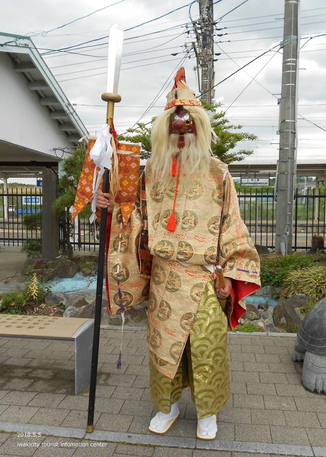「四倉諏訪神社例大祭」が執り行われました! [平成30年5月5日(土・祝)]13