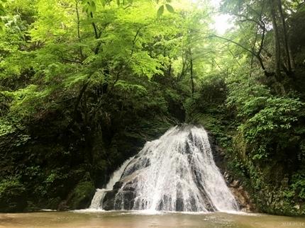 片鞍の滝[平成30年5月15日(火)更新]