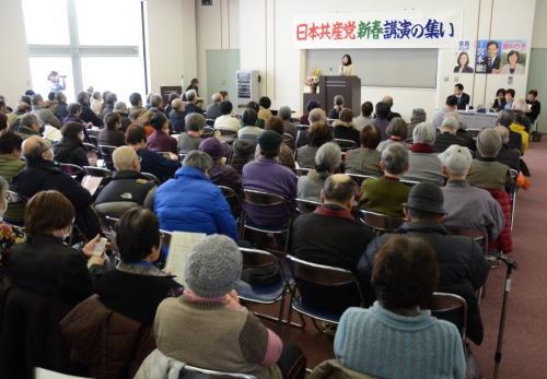 180210清瀬新春講演の集いDSC_0072