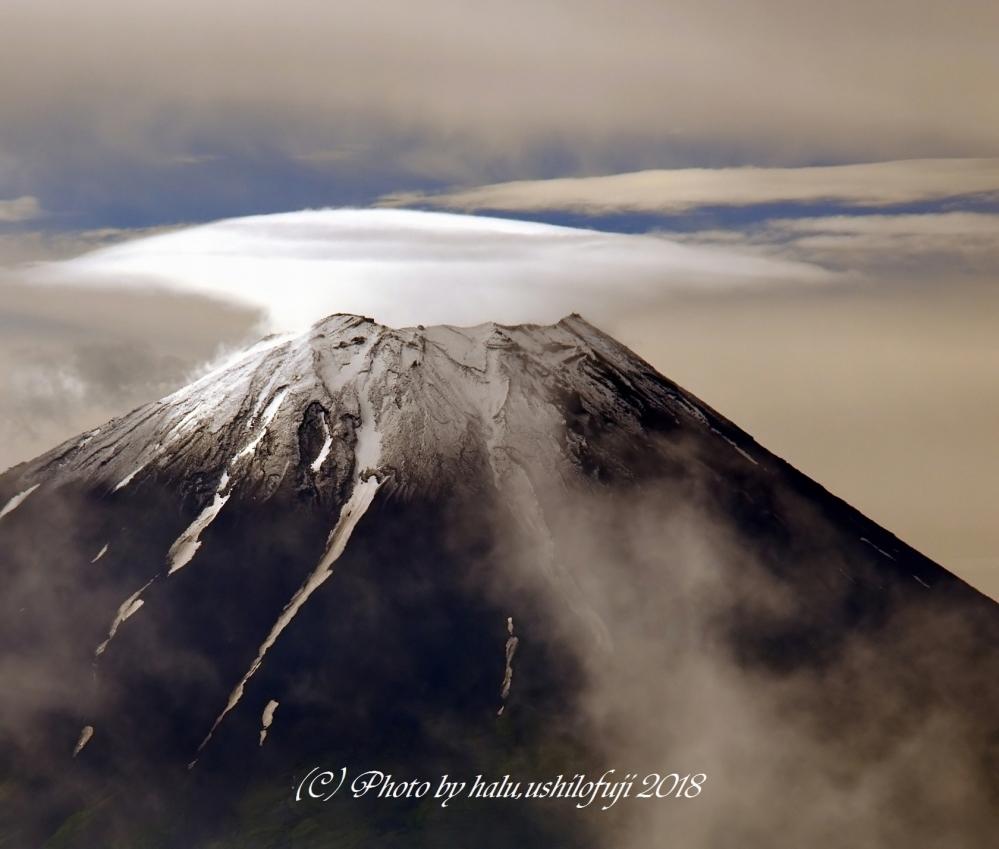 甘利山から笠雲SNFN