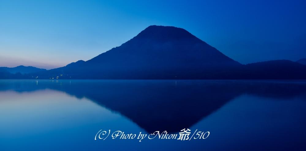 蒼い榛名湖SN