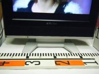 ORION 15型液晶テレビ LD15V-TD1 重箱石06