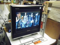 ORION 15型液晶テレビ LD15V-TD1 重箱石01