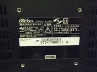 ORION 15型液晶テレビ LD15V-TD1 重箱石14