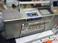 シャープ株式会社 ラジオ・カセット・カラーテレビジョン受信機 CT-5001重箱石03