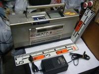 シャープ株式会社 ラジオ・カセット・カラーテレビジョン受信機 CT-5001重箱石01