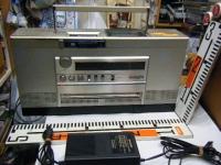 シャープ株式会社 ラジオ・カセット・カラーテレビジョン受信機 CT-5001重箱石02