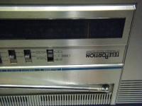 シャープ株式会社 ラジオ・カセット・カラーテレビジョン受信機 CT-5001重箱石08