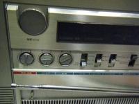 シャープ株式会社 ラジオ・カセット・カラーテレビジョン受信機 CT-5001重箱石07