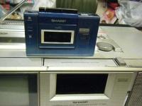 シャープ株式会社 ラジオ・カセット・カラーテレビジョン受信機 CT-5001重箱石17