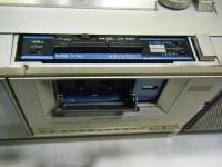 シャープ株式会社 ラジオ・カセット・カラーテレビジョン受信機 CT-5001重箱石15