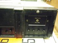 シャープ株式会社 ラジオ・カセット・カラーテレビジョン受信機 CT-5001重箱石24