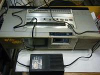 シャープ株式会社 ラジオ・カセット・カラーテレビジョン受信機 CT-5001重箱石19