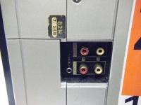 シャープ株式会社 ラジオ・カセット・カラーテレビジョン受信機 CT-5001重箱石27