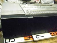 シャープ株式会社 ラジオ・カセット・カラーテレビジョン受信機 CT-5001重箱石25