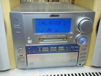 Victor MD.CD RECEIVER CA-MXS5MD重箱石10
