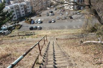 茶臼山城04