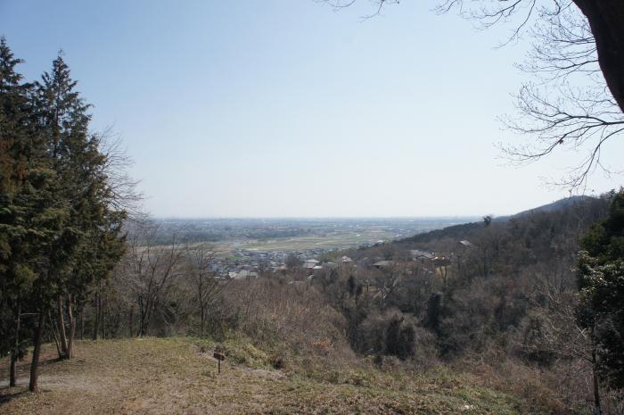 茶臼山城13
