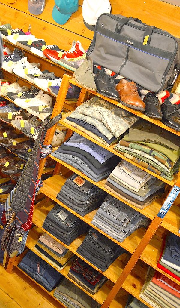 古着屋カチカチ店内画像Tokyo Japan Used Clothing Shop013