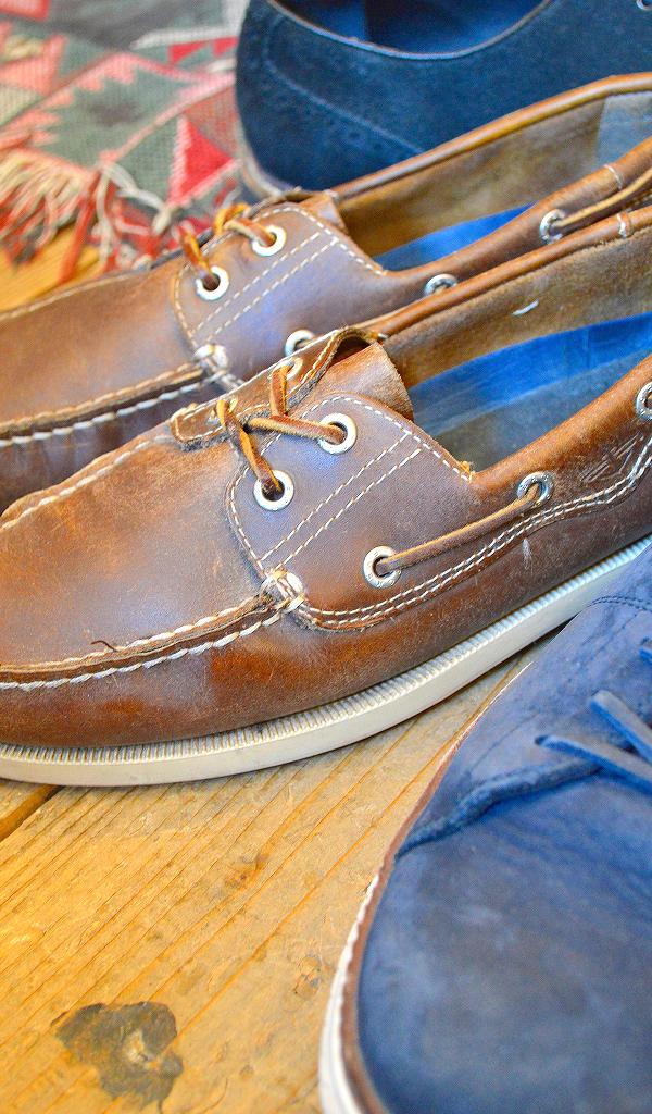 革靴USEDメンズレザーシューズスタイルコーデ@古着屋カチカチ04