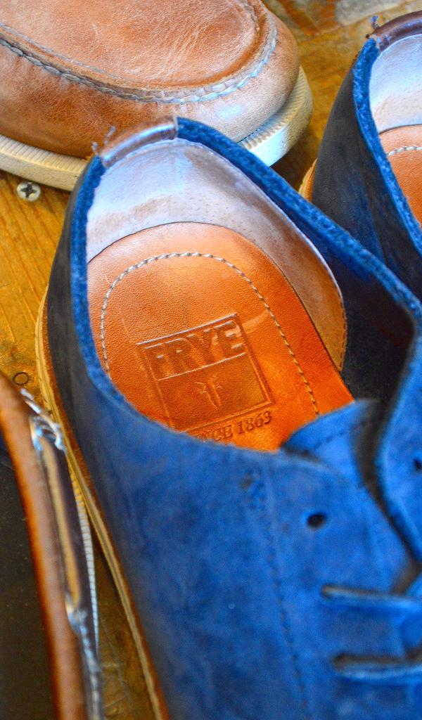 革靴USEDメンズレザーシューズスタイルコーデ@古着屋カチカチ08