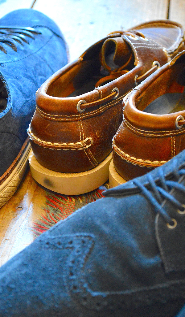 革靴USEDメンズレザーシューズスタイルコーデ@古着屋カチカチ011