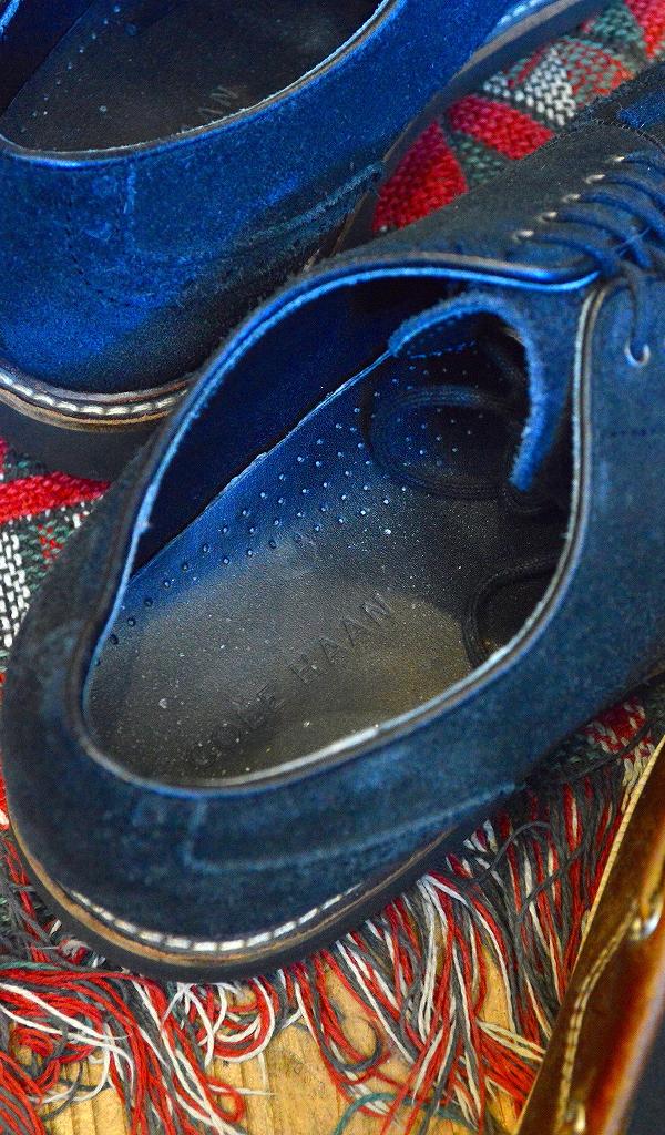 革靴USEDメンズレザーシューズスタイルコーデ@古着屋カチカチ012