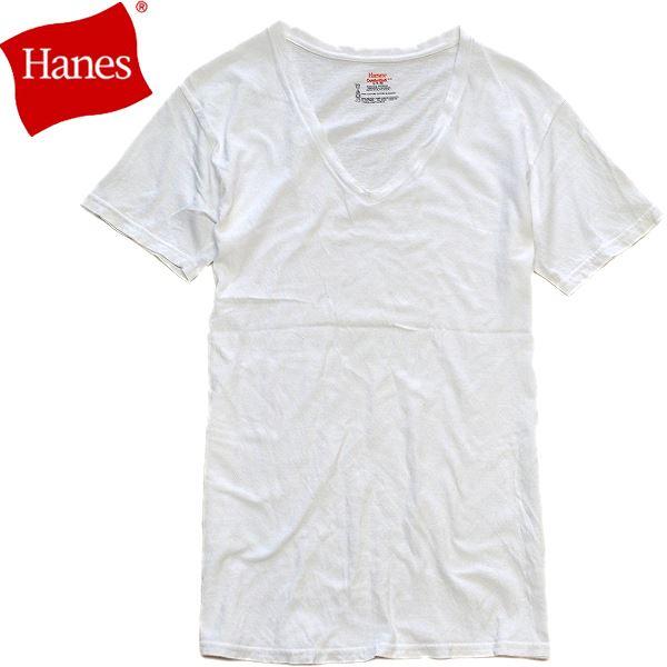メンズレディース無地白Tシャツ画像@古着屋カチカチ06