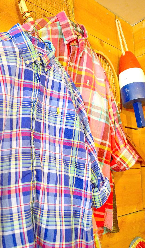 春ファッションコーデ古着屋カチカチ店内画像01