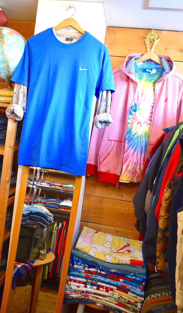 春ファッションコーデ古着屋カチカチ店内画像07