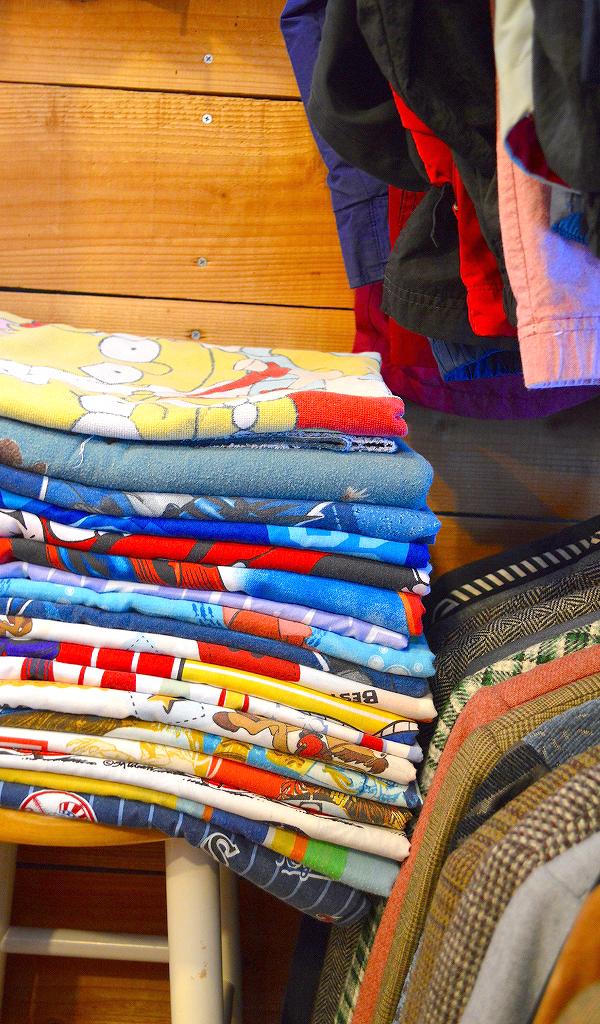 春ファッションコーデ古着屋カチカチ店内画像08