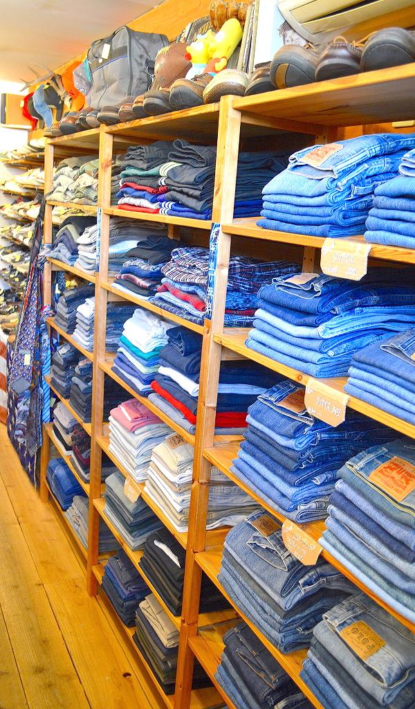 春ファッションコーデ古着屋カチカチ店内画像09