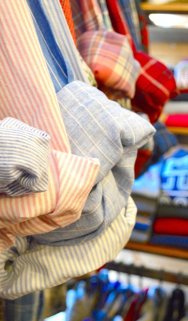 春ファッションコーデ古着屋カチカチ店内画像014
