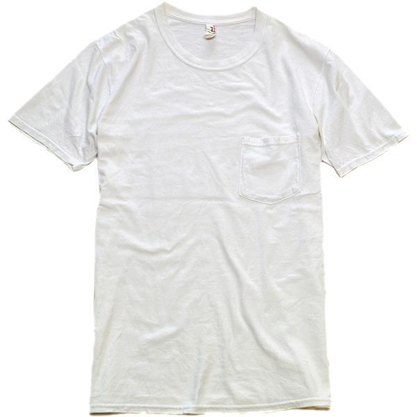 おすすめ白Tシャツ無地シンプルコーデ@古着屋カチカチ01