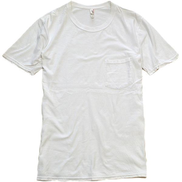 おすすめ白Tシャツ無地シンプルコーデ@古着屋カチカチ02