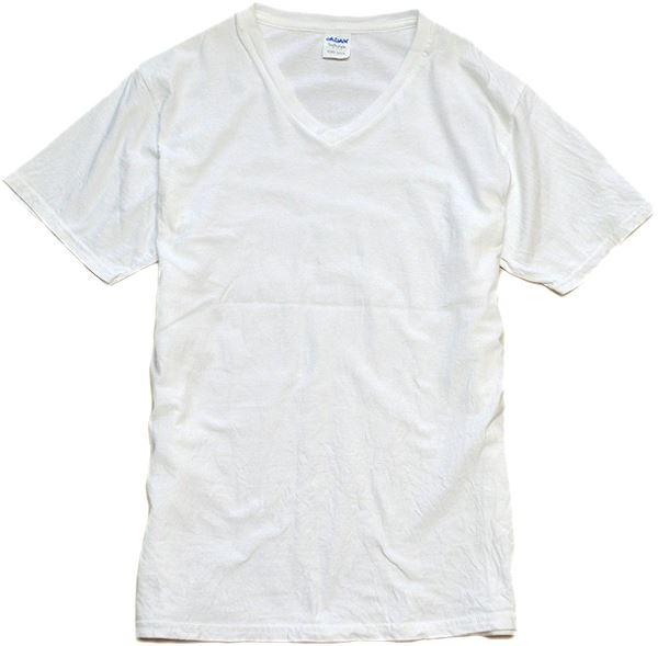 おすすめ白Tシャツ無地シンプルコーデ@古着屋カチカチ06