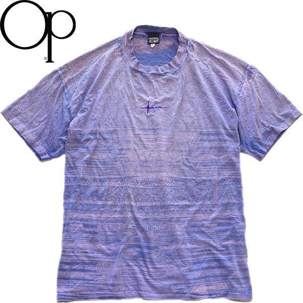 USED1点もの面白プリントTシャツ総柄デザイン@古着屋カチカチ04