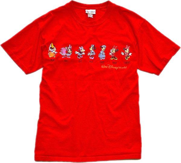UsedキャラクタープリントTシャツ画像メンズレディースコーデ@古着屋カチカチ08