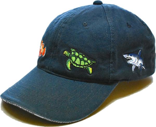 ベースボールキャップ帽子USED画像@古着屋カチカチ (2)