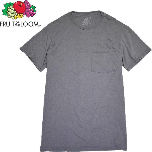 シンプル無地ポケットTシャツ画像@古着屋カチカチ (7)