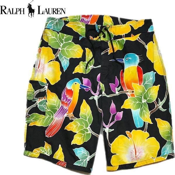 Ralph Laurenラルフローレン水着スイムウェアーショートパンツ画像メンズレディースコーデ@古着屋カチカチ01