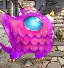 蛍光放射壊獣フロゴン(通常攻撃)