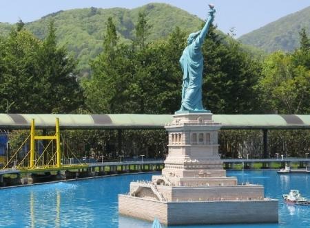 東武ワールドスクウェア マンハッタン 自由の女神